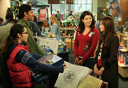 "Gilmore Girls, ""Santa's Secret Stuff"""