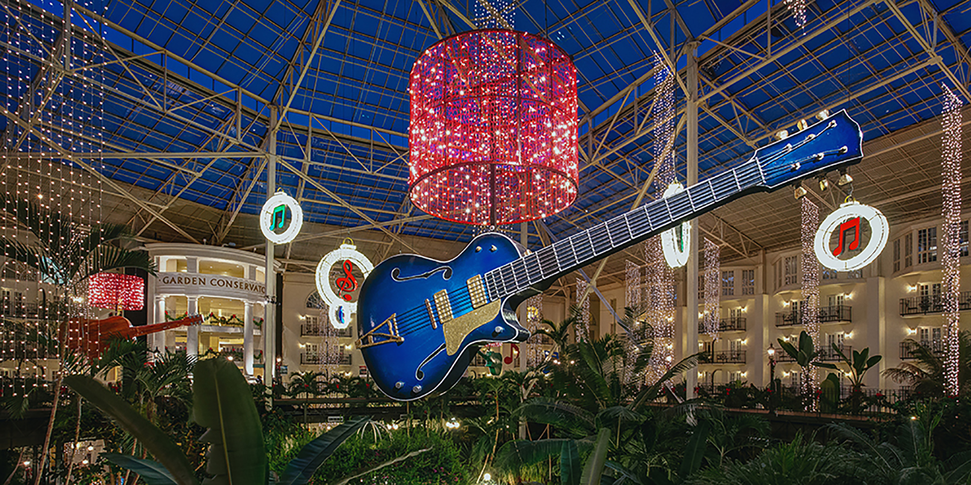 Christmas Is Already Coming To Gaylord Opryland Southern Living