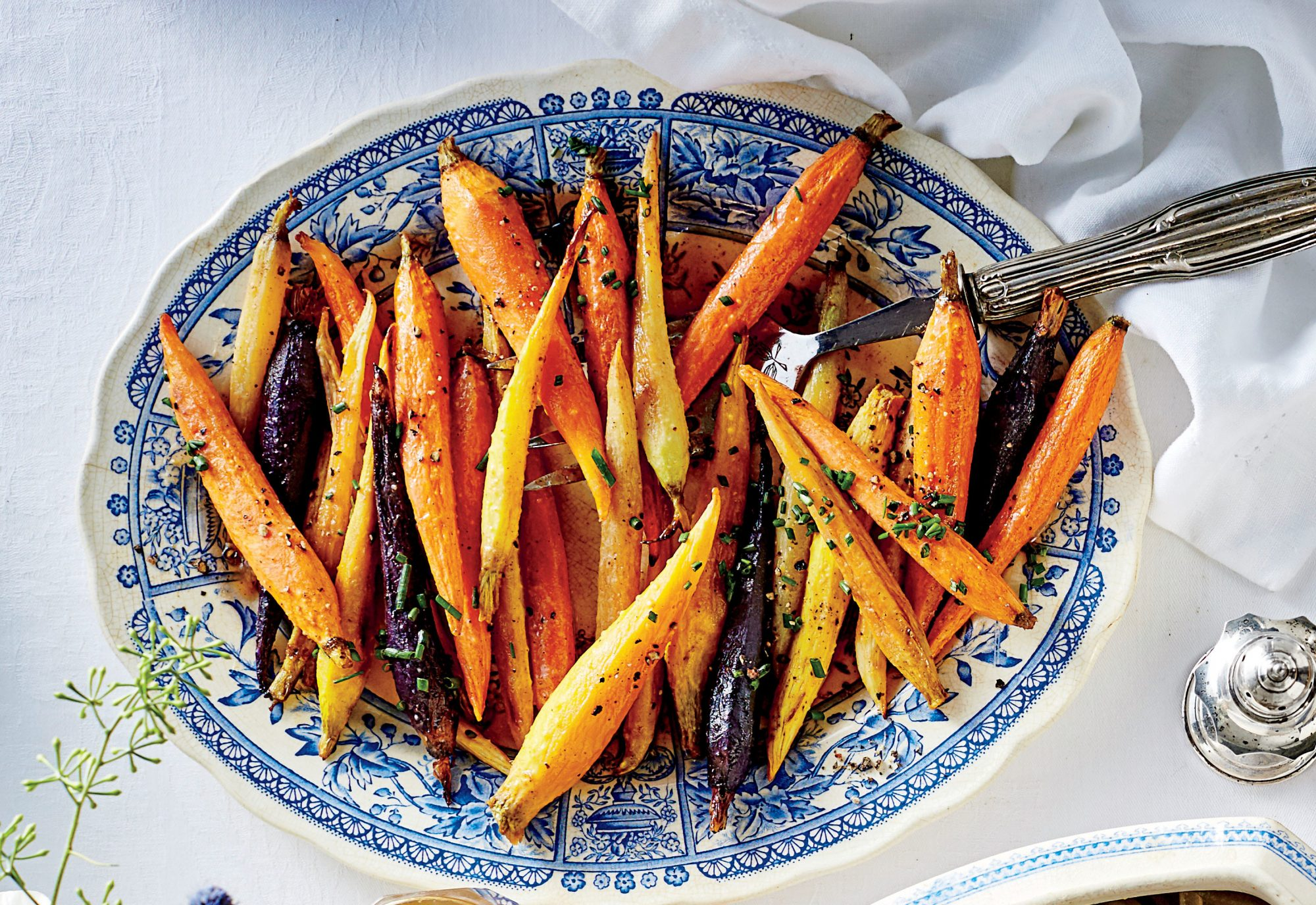 Honey-Glazed Spiced Carrots