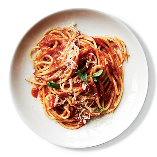 Science Says Eating Pasta Could Make You Thinner