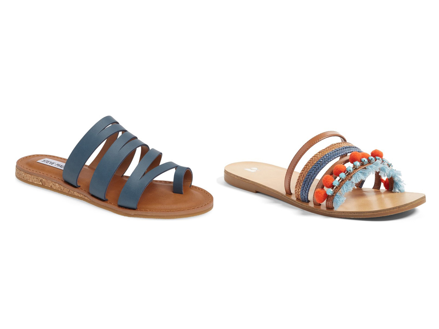 Stylish and Comfortable Summer Sandals