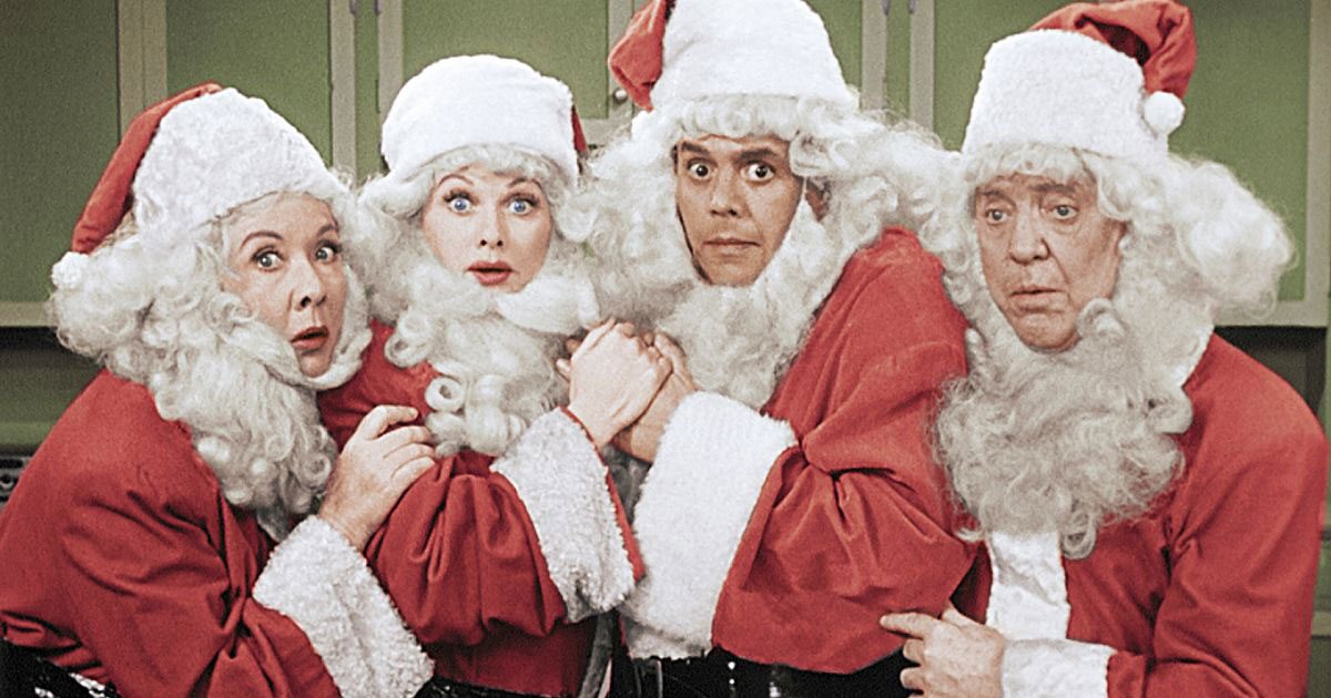 i love lucy i love lucy christmas special