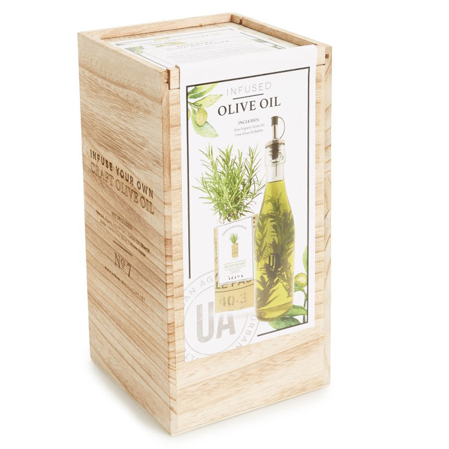 Infused Olive Oil Kit