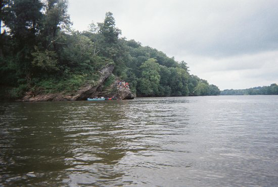 James River Reeling & Rafting