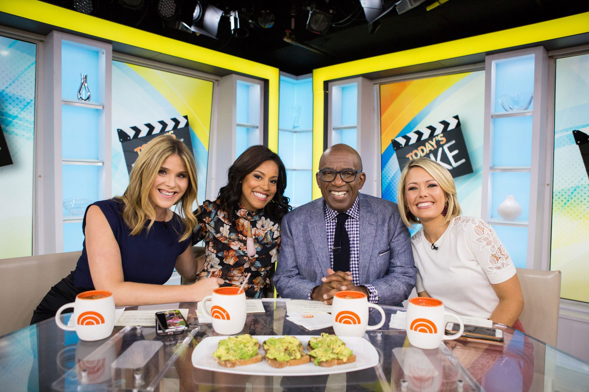 Jenna Bush Hager on Today Show