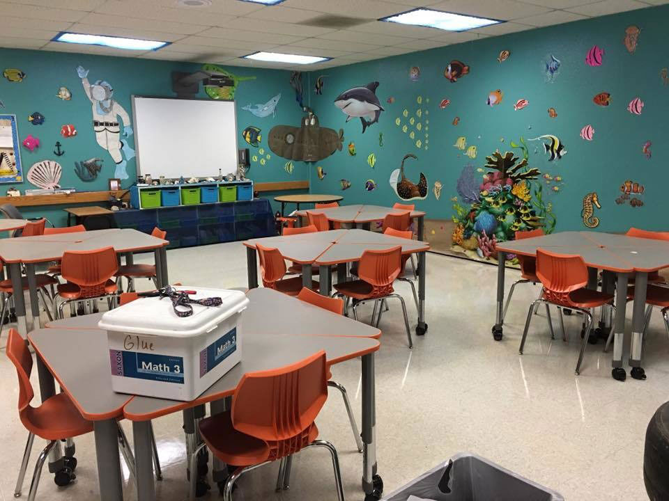 6th Grade Science Classroom Decorations ~ How these alabama teachers decorate their classrooms will