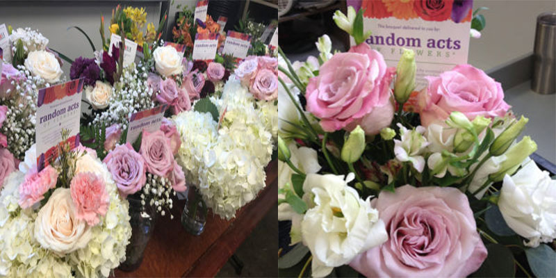Wedding Flowers Donated by Justin and Katherine After Hurricane Irma