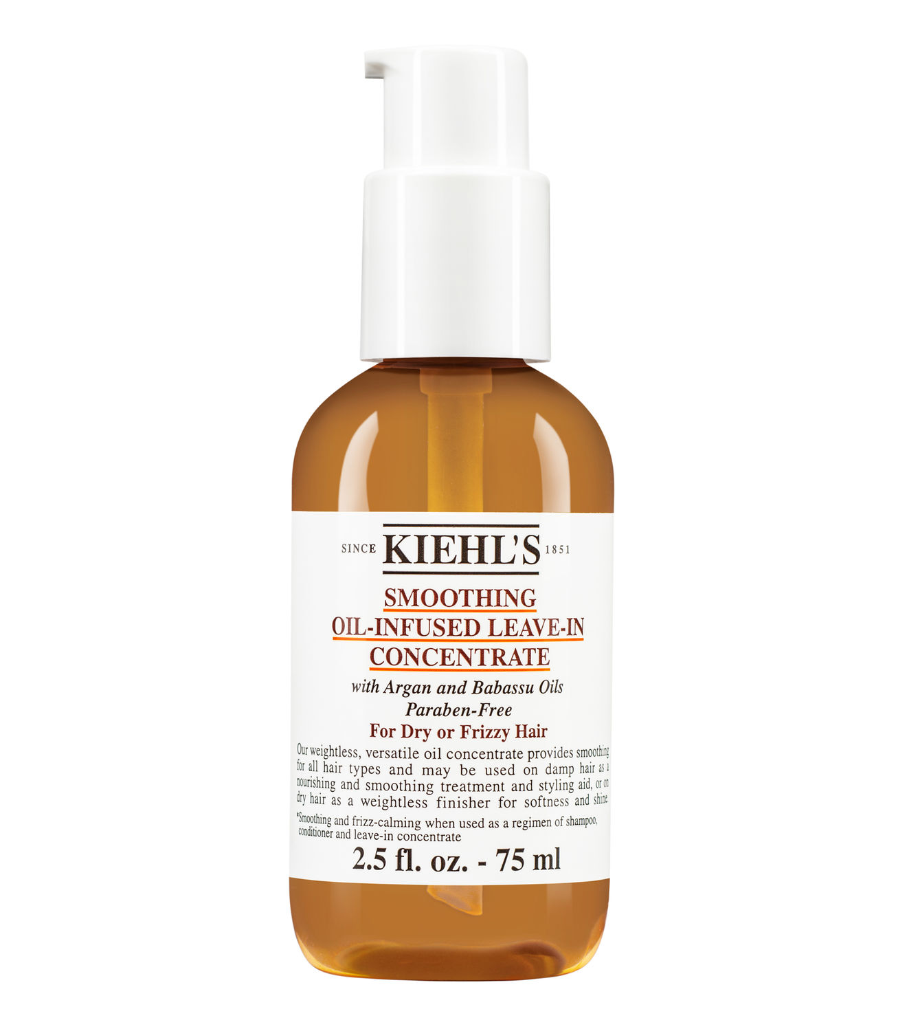 All-Time Best Hair Secrets Smoothing Oil-Infused Leave-In Concentrate