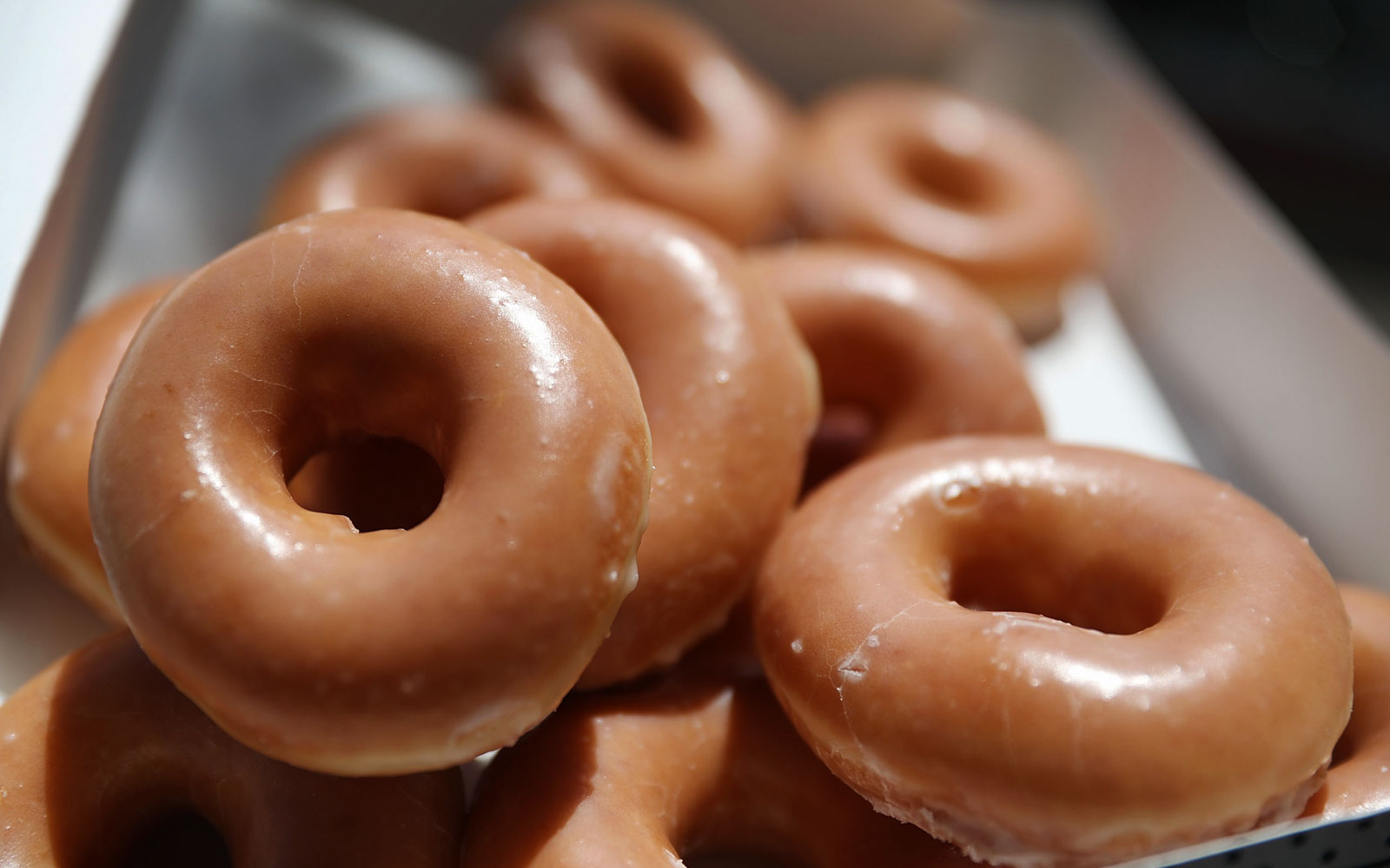 Beer Made Out of Krispy Kreme Donuts Is Coming. Here's Where You Can Get It