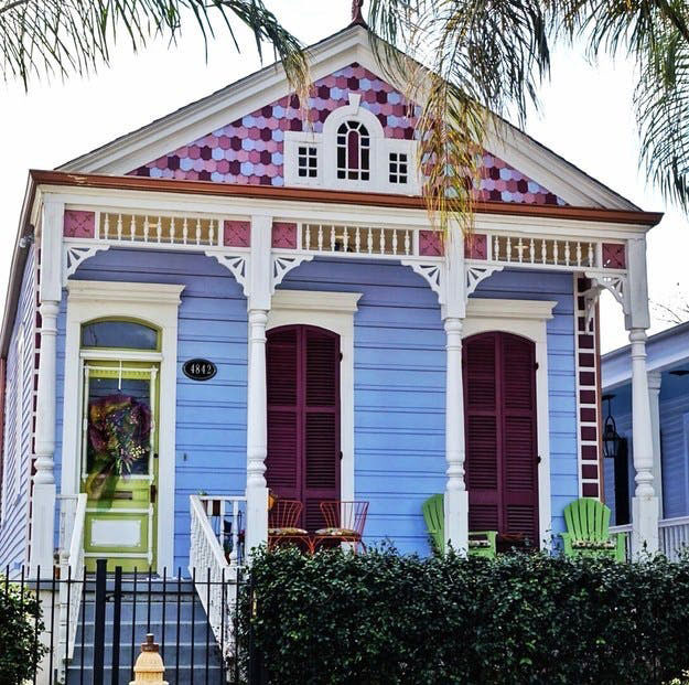 Lavender House New Orleans