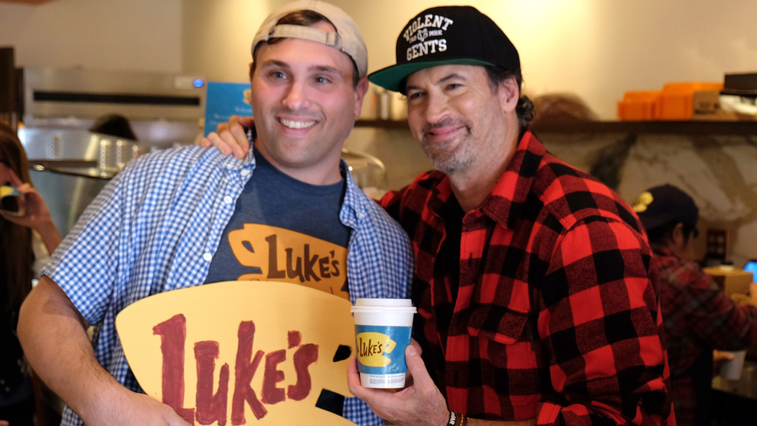 'Gilmore Girls' Star Scott Patterson Will Launch His Own Coffee Brand