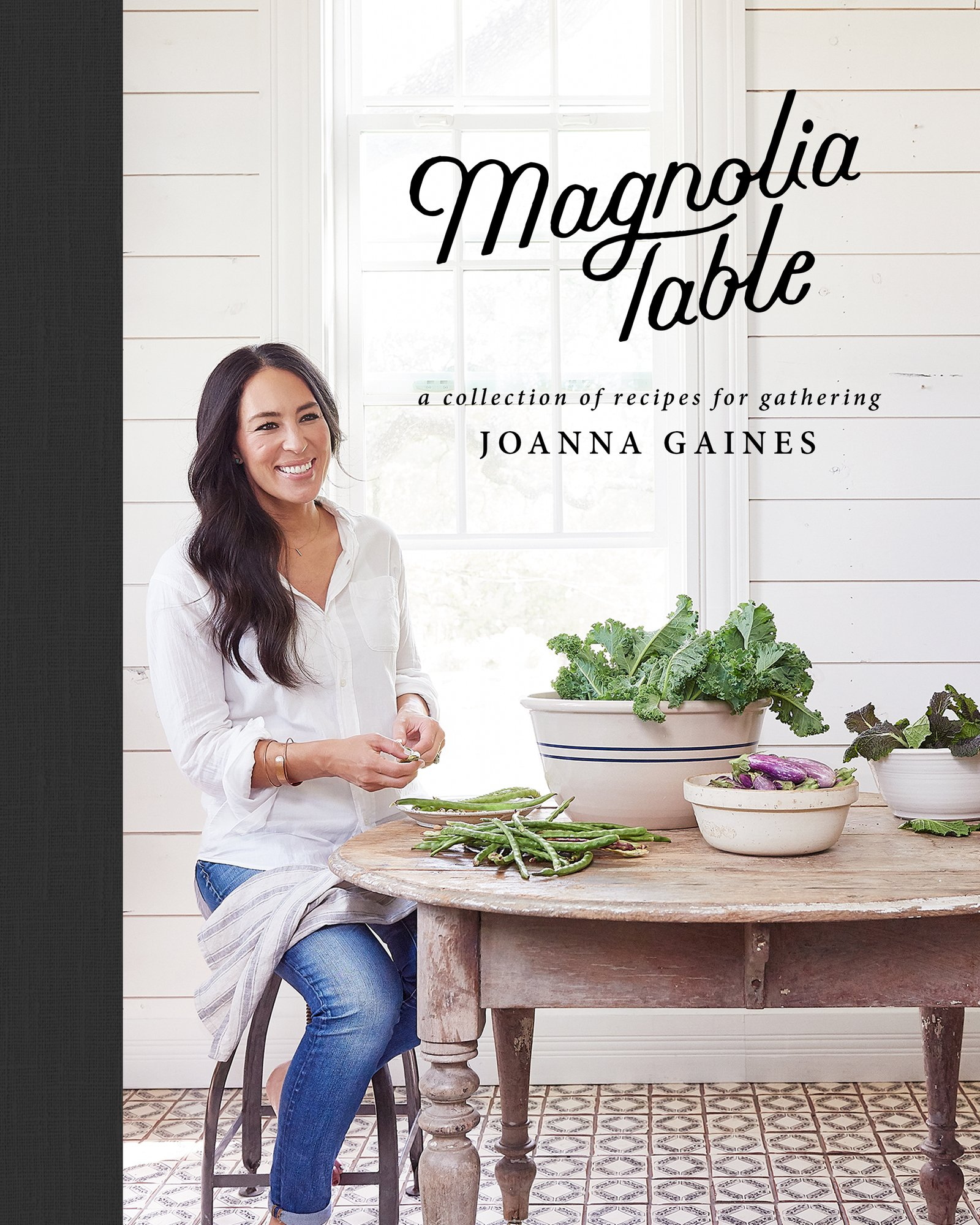 Joanna Gaines Cookbook Magnolia Table