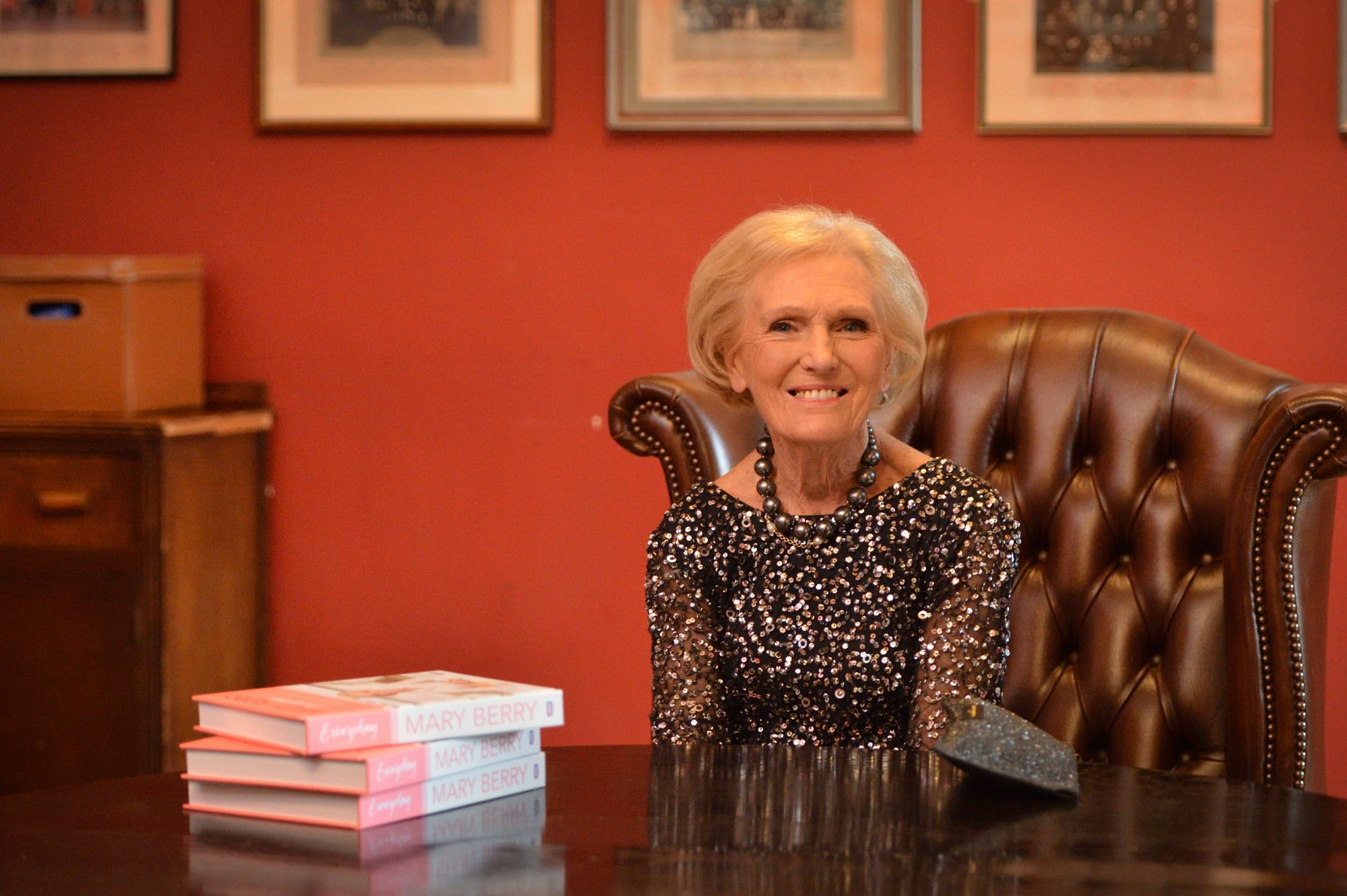 Mary Berry Is Hosting Two Afternoon Tea Train Rides Through England