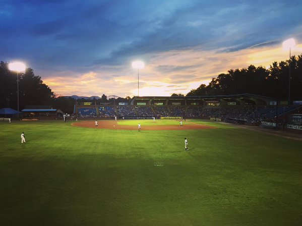 McCormick Field in Asheville, NC