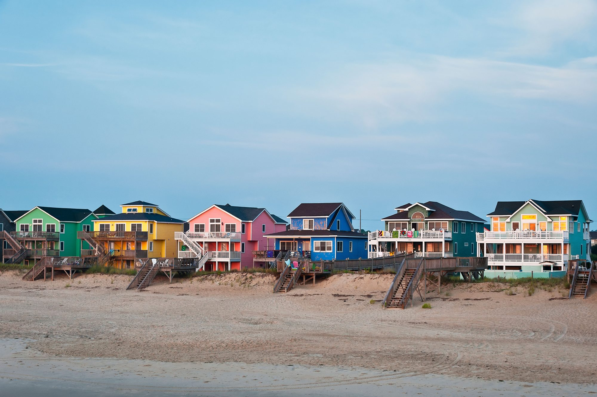 Vacation Beach Houses In Nags Head Nc