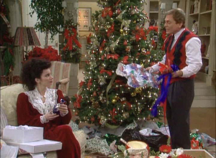The Nanny,  Christmas Episode