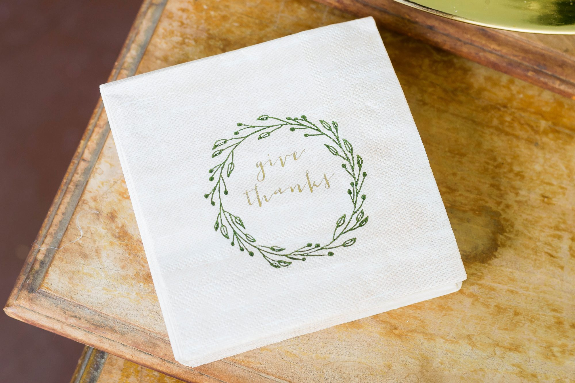 BSB Front Porch Tailgate The Napkins