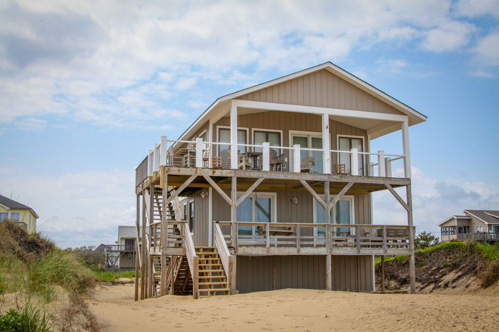 Nags Head Oceanfront Beach House