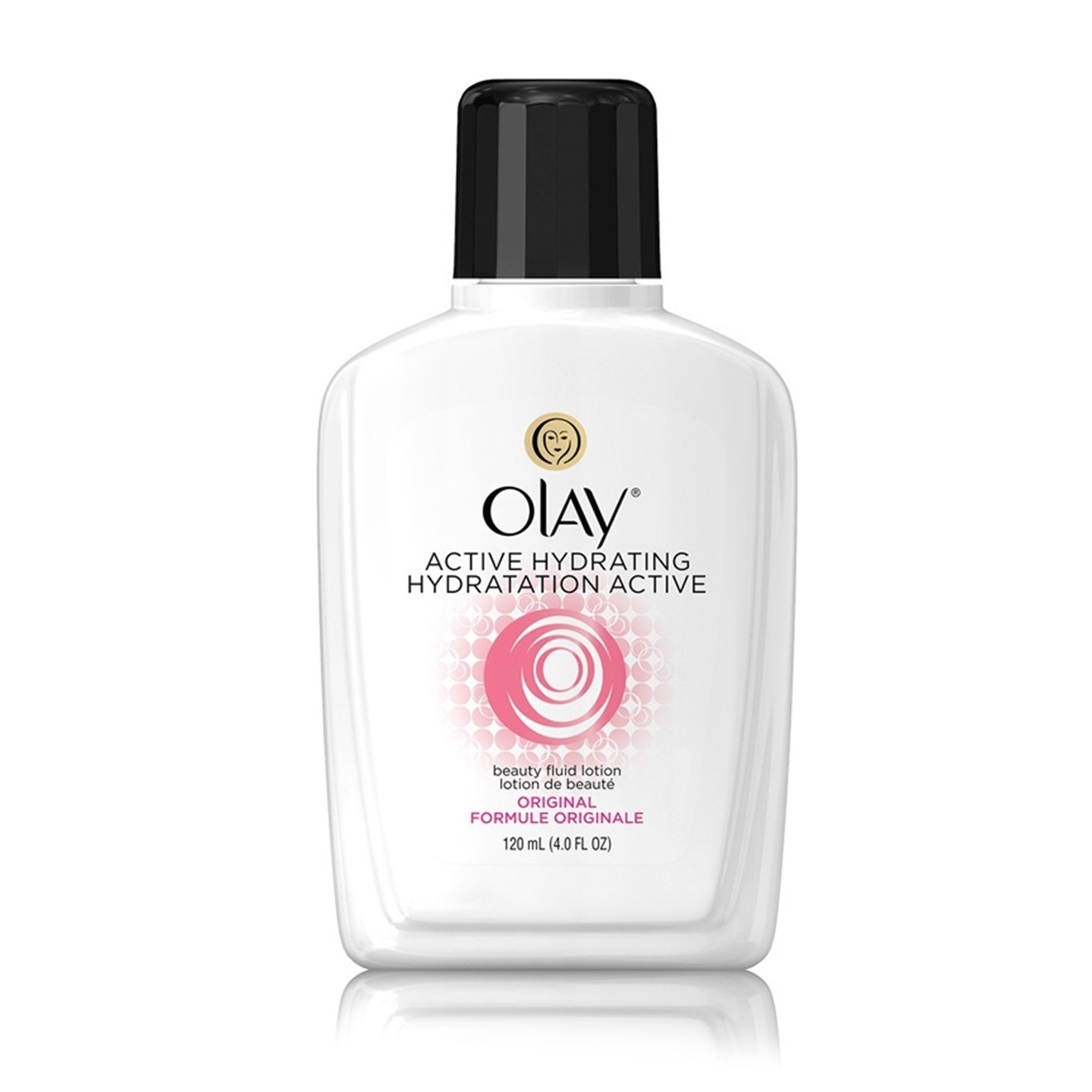 RX1707_ All-Time Best Skincare Secrets Olay Active Hydrating Beauty Fluid Lotion