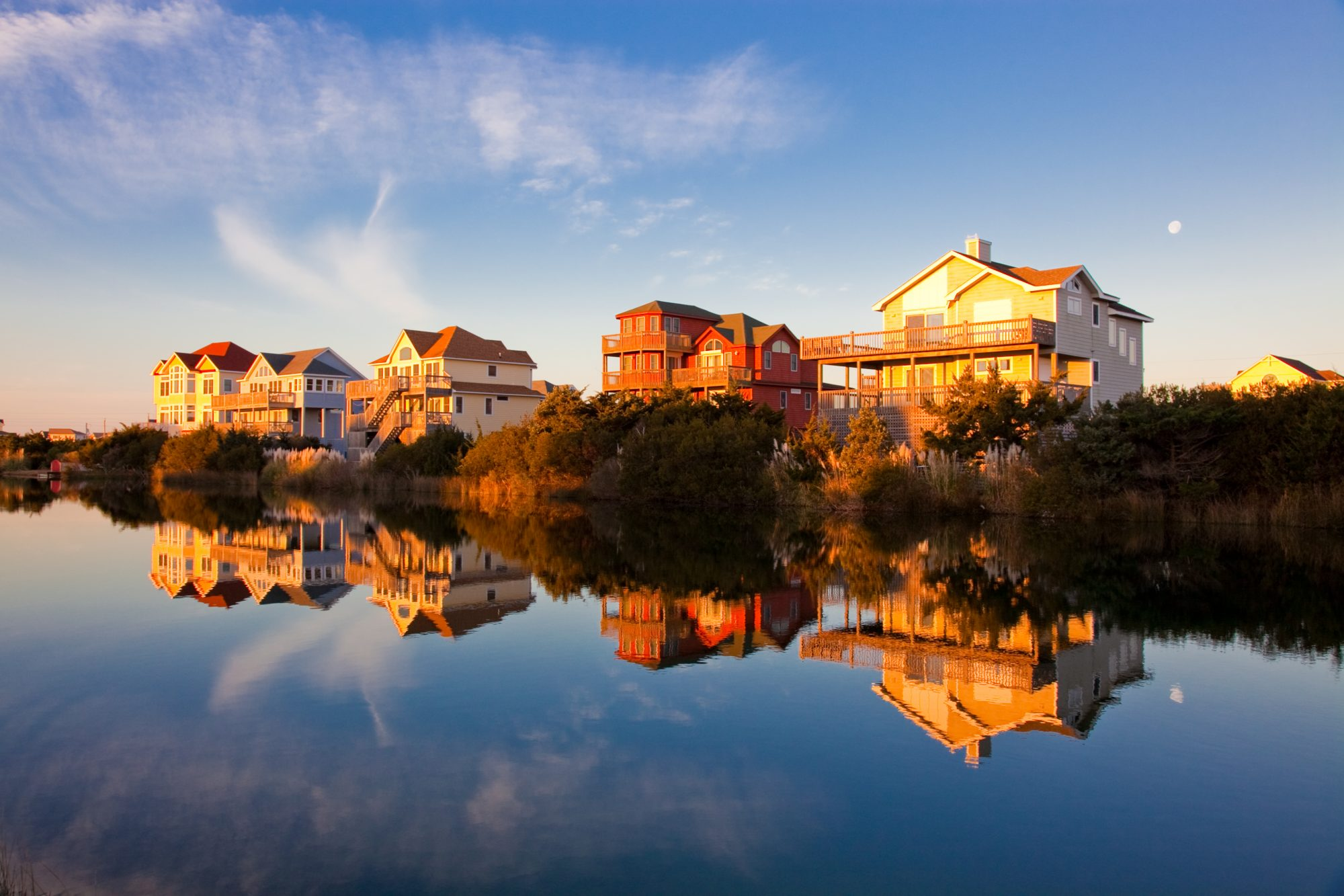 Kitty Hawk North Carolina Houses