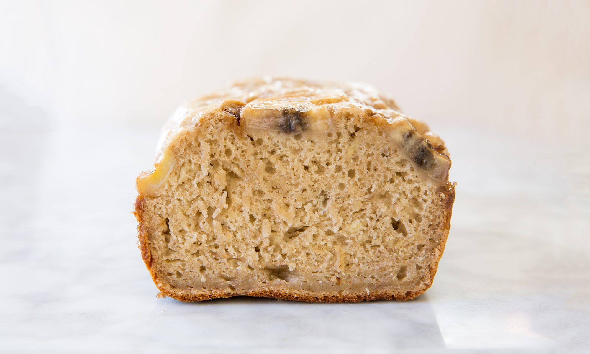 This 3-Ingredient Banana Bread Recipe Is Almost Too Easy