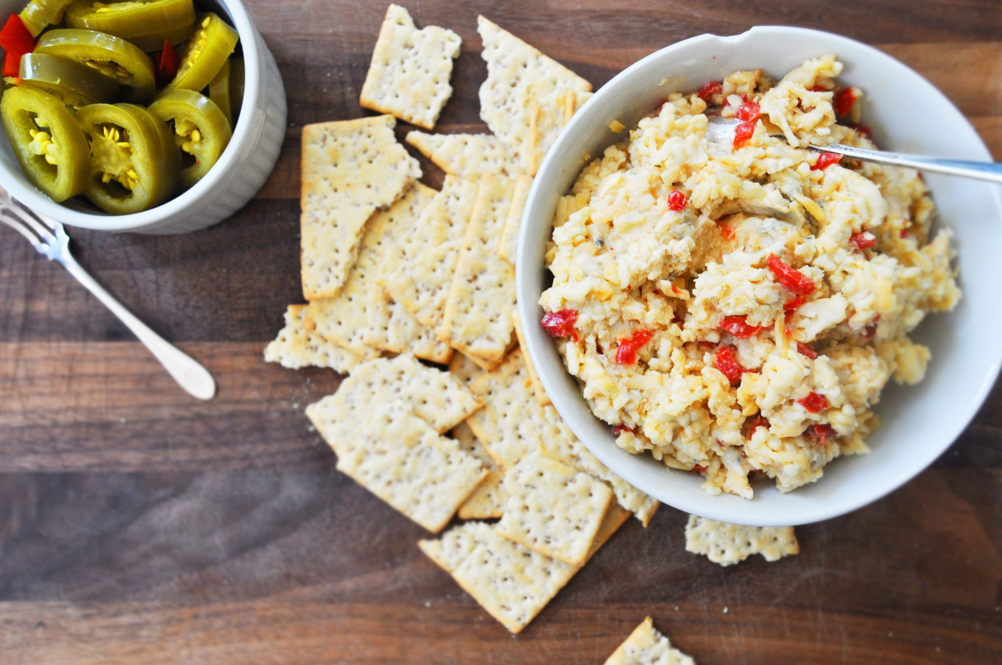 How To Make Pimiento Cheese—With Whatever You Have On Hand