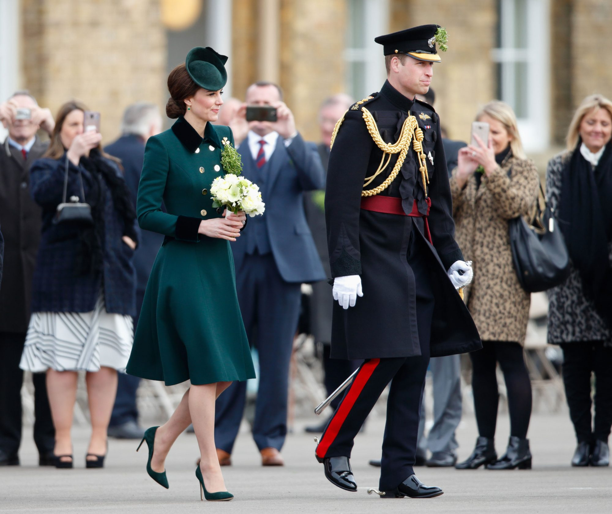 kate-middleton-pine-green-coat