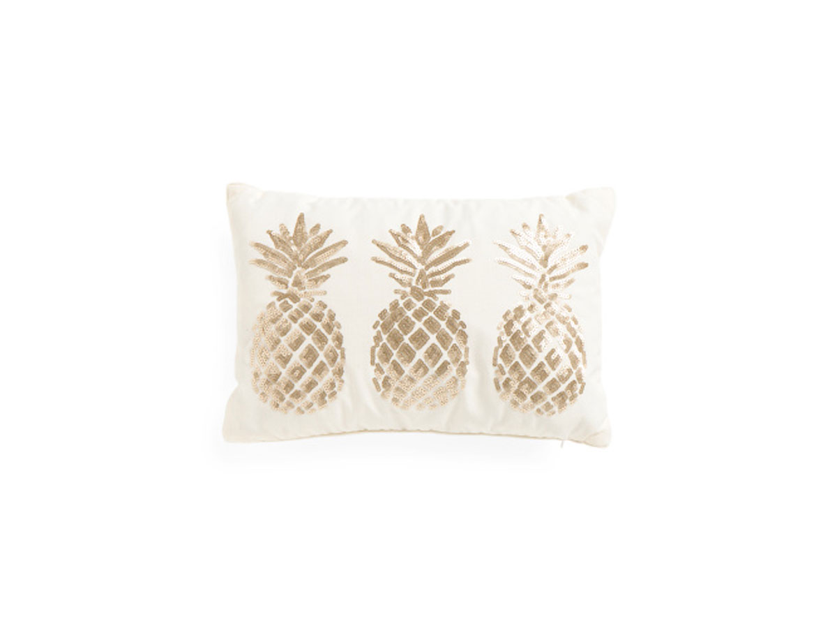 RX_1704 Pineapple Products Pillow