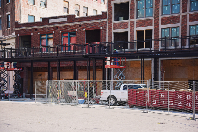 Pioneer Woman Hotel Renovations