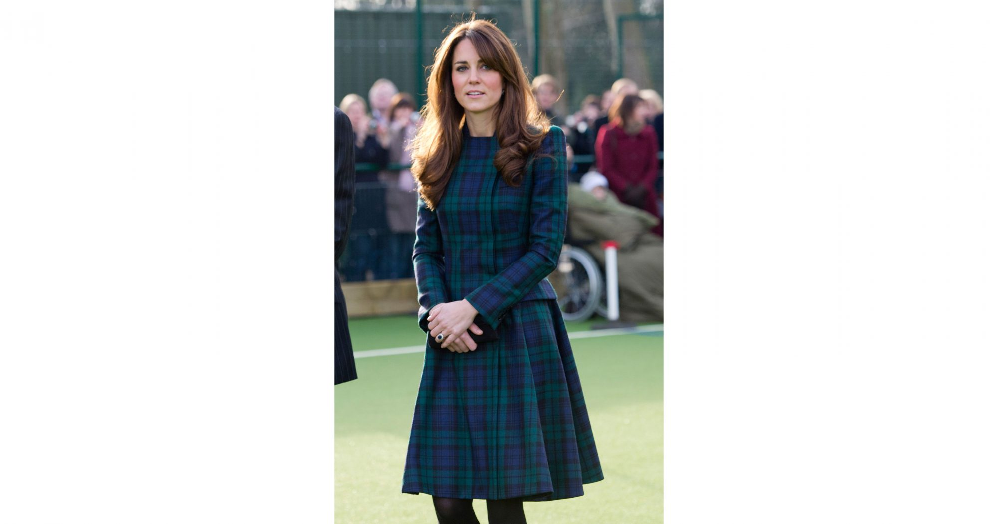 kate-middleton-plaid-tartan