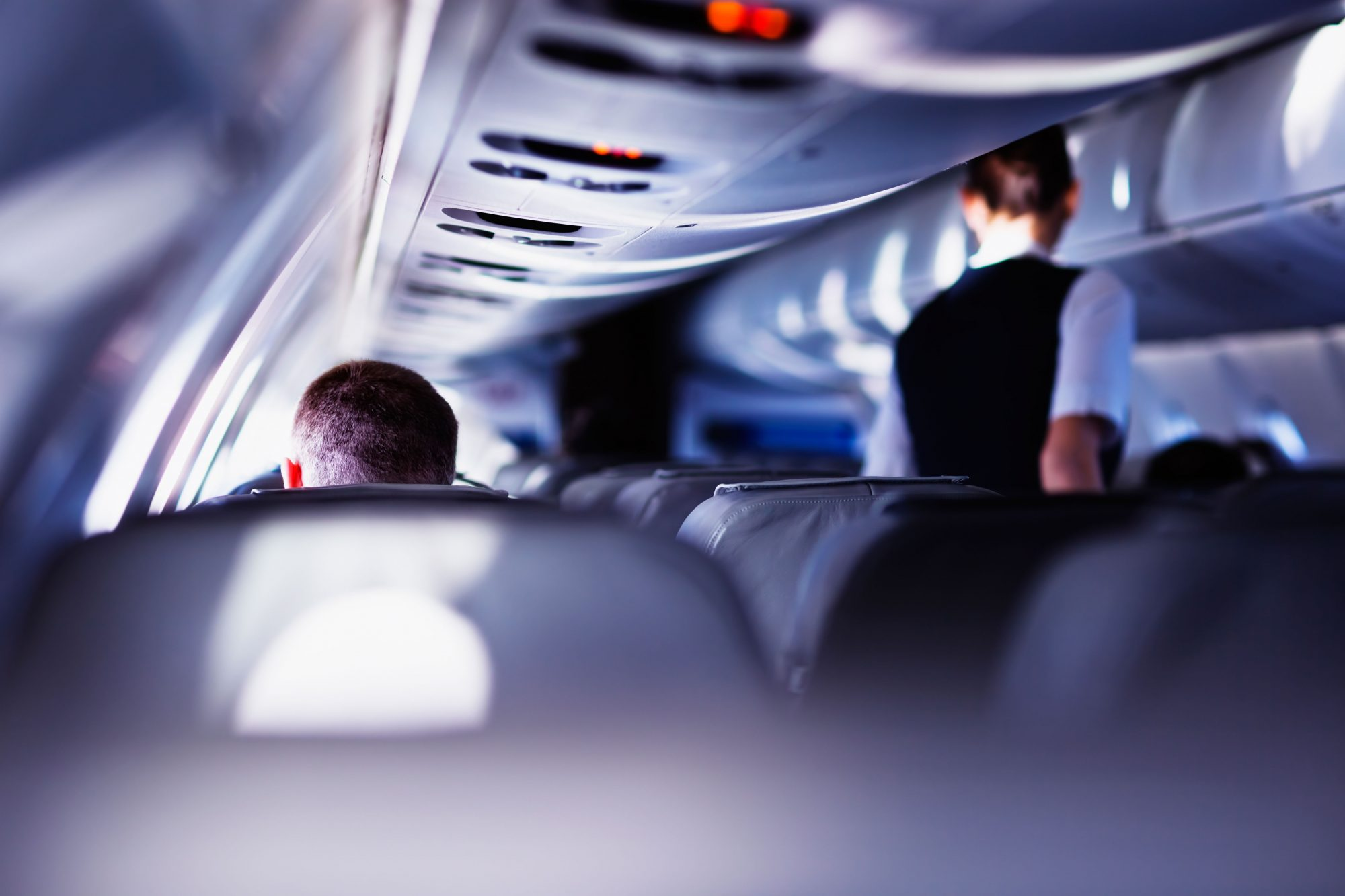 Flight Attendants Spill on Why You Really Don't Want to Take Your Shoes Off on a Plane