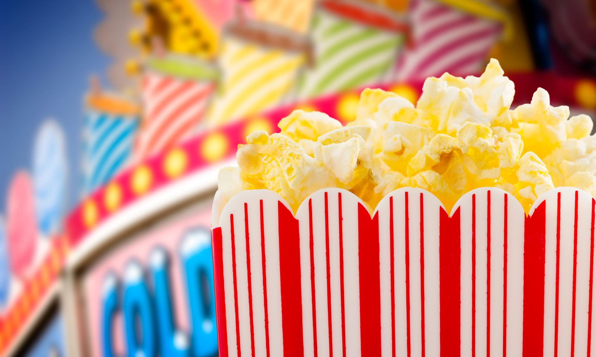 movie popcorn with butter