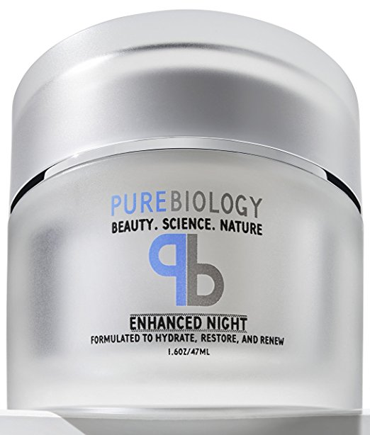 Pure Biology Firming Night Cream