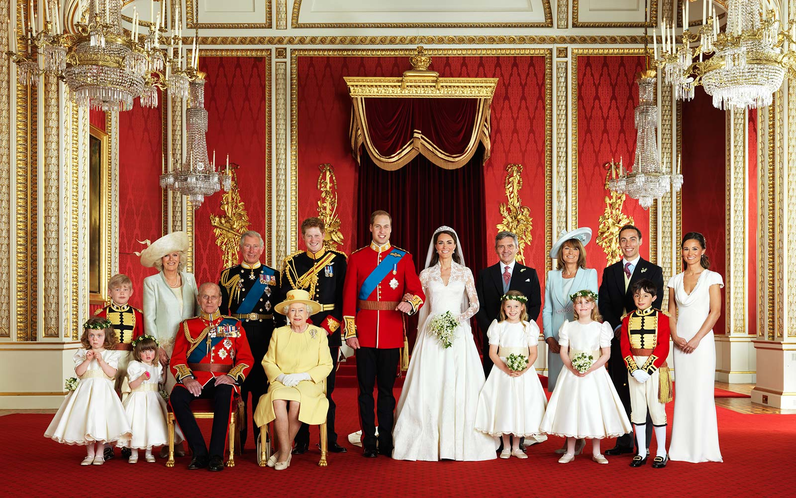 Royal British Family Style UK