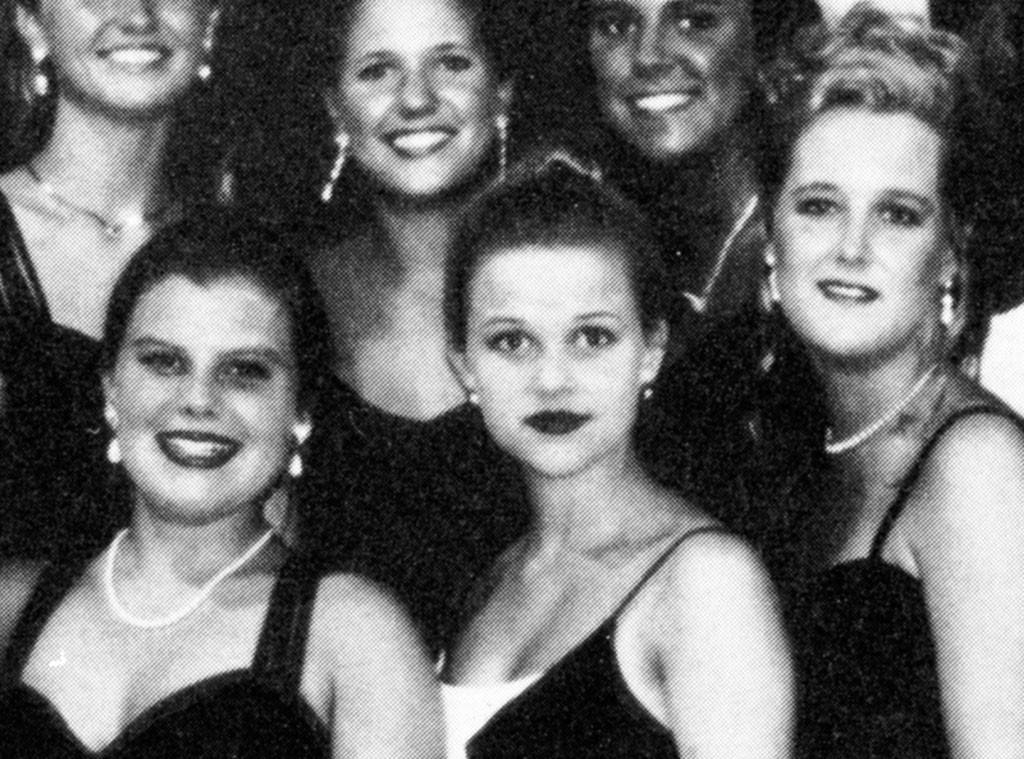 Reese Witherspoon Prom