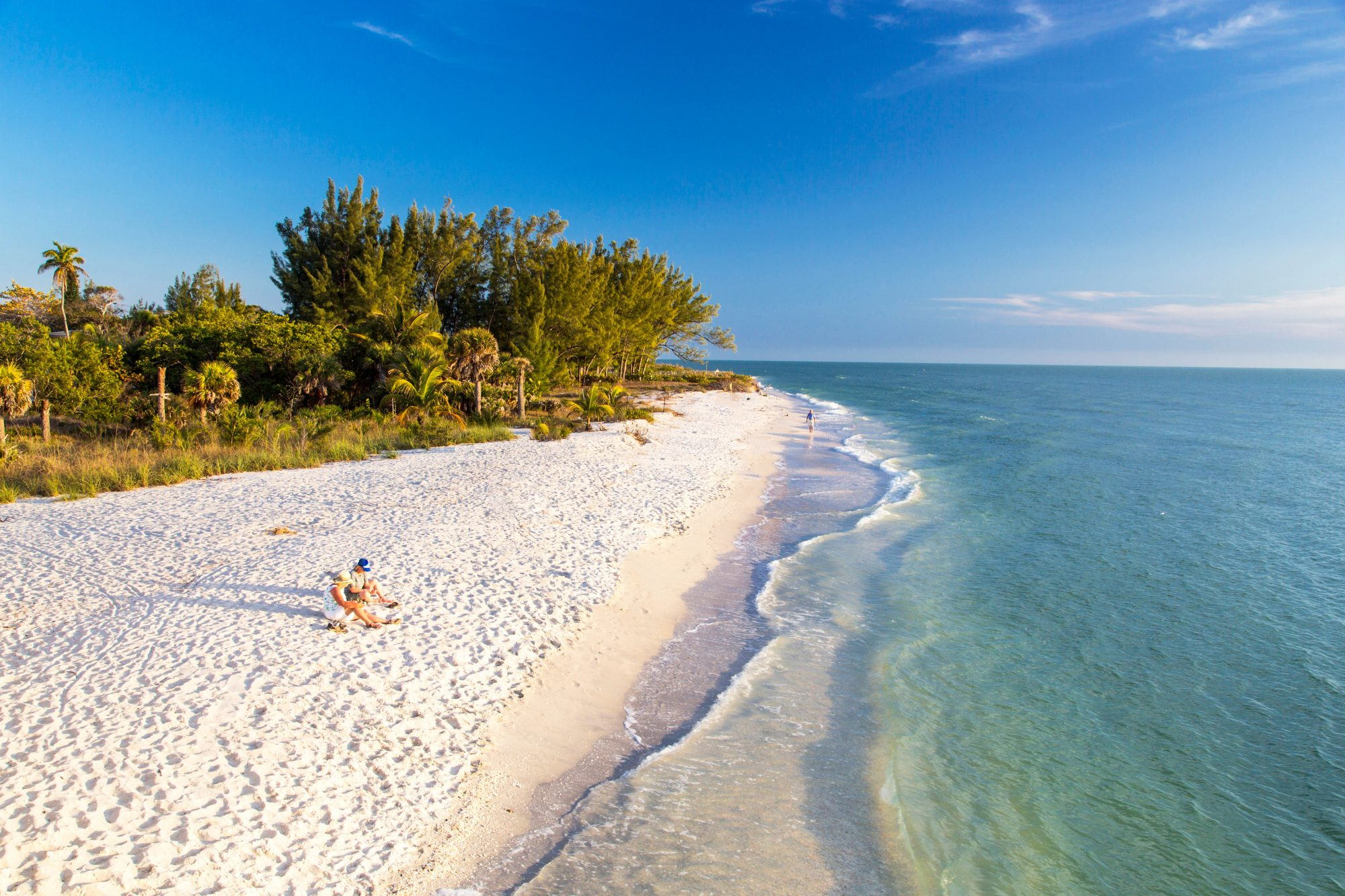 Sanibel Island, Florida, beach