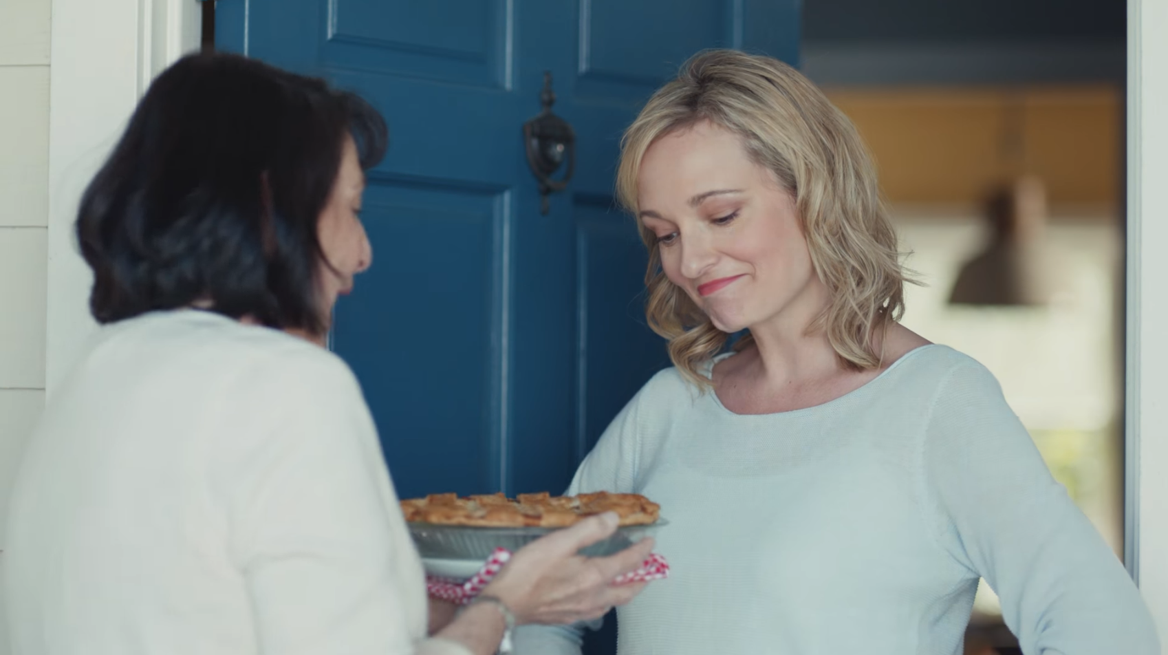 Citi Commerical About Bringing Pie