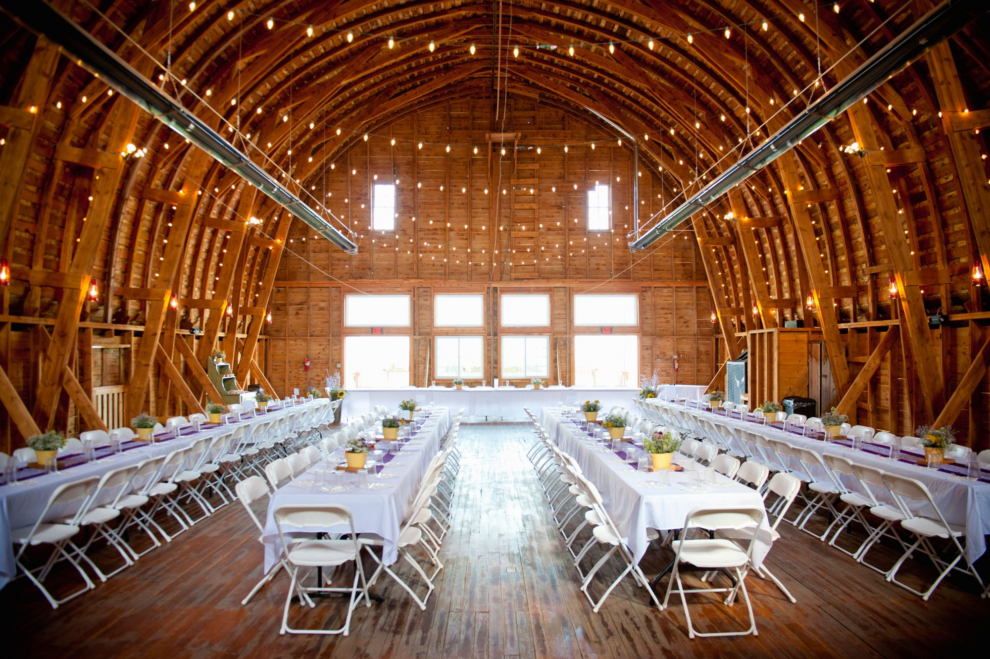 Southern Living Sit-Down Dinner or Buffet Wedding Reception