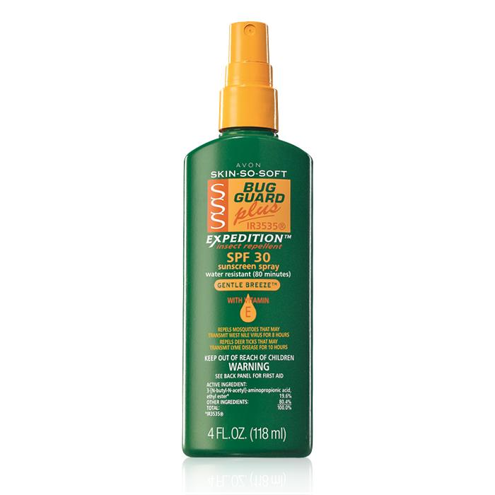 RX1707_ All-Time Best Skincare Secrets Skin So Soft Bug Guard Plus Expedition