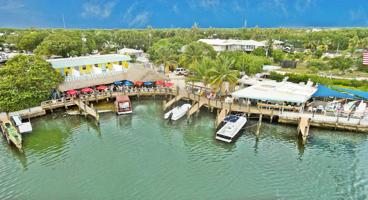 Enjoy Key Largo Seafood