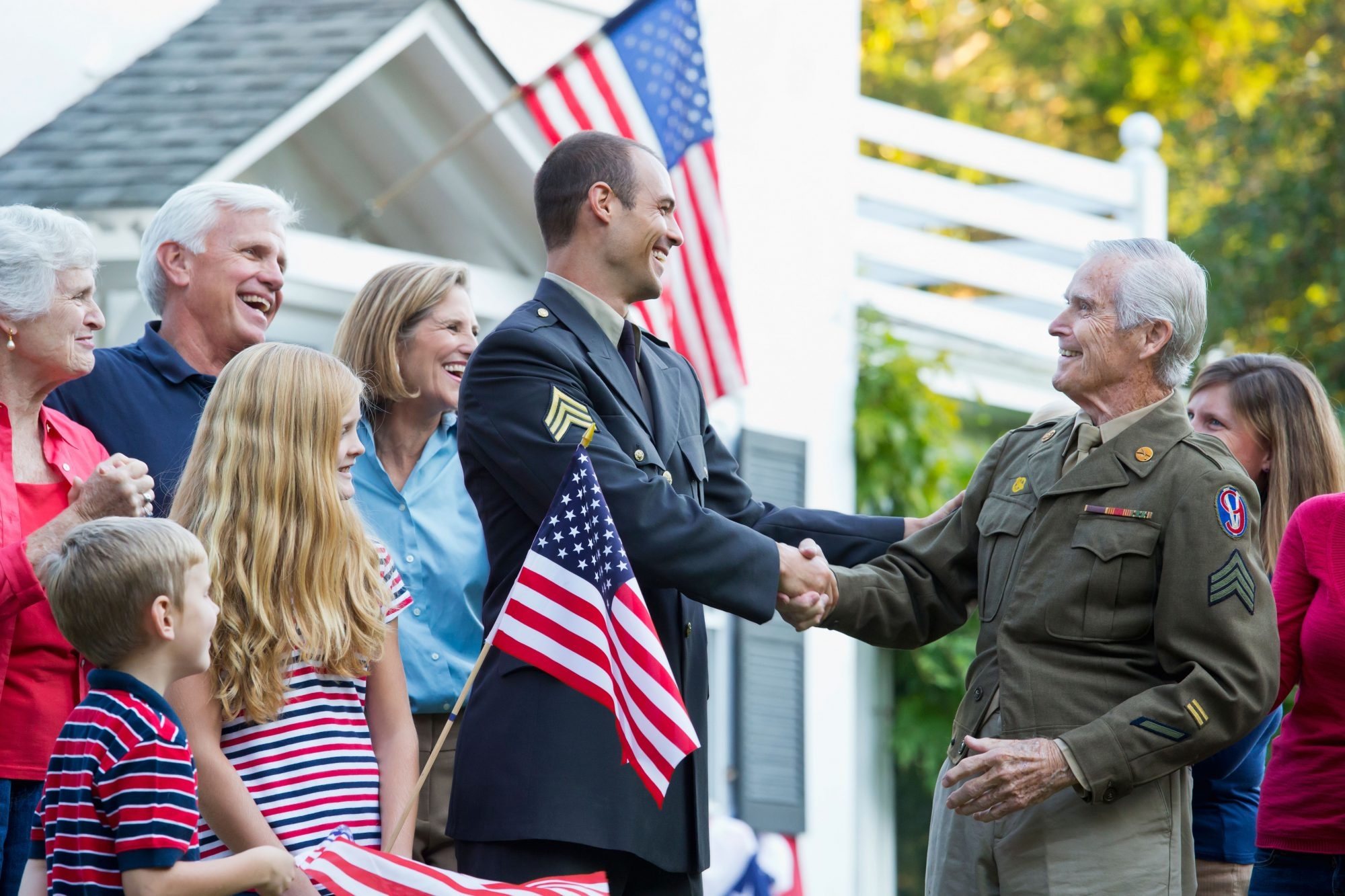 Southern Living Veterans Day