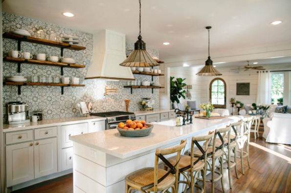 Genius Kitchen Storage Ideas We Re Stealing From Fixer