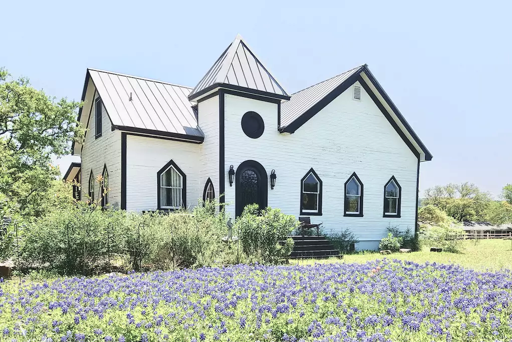 Chapel Home, Wimberley, Texas