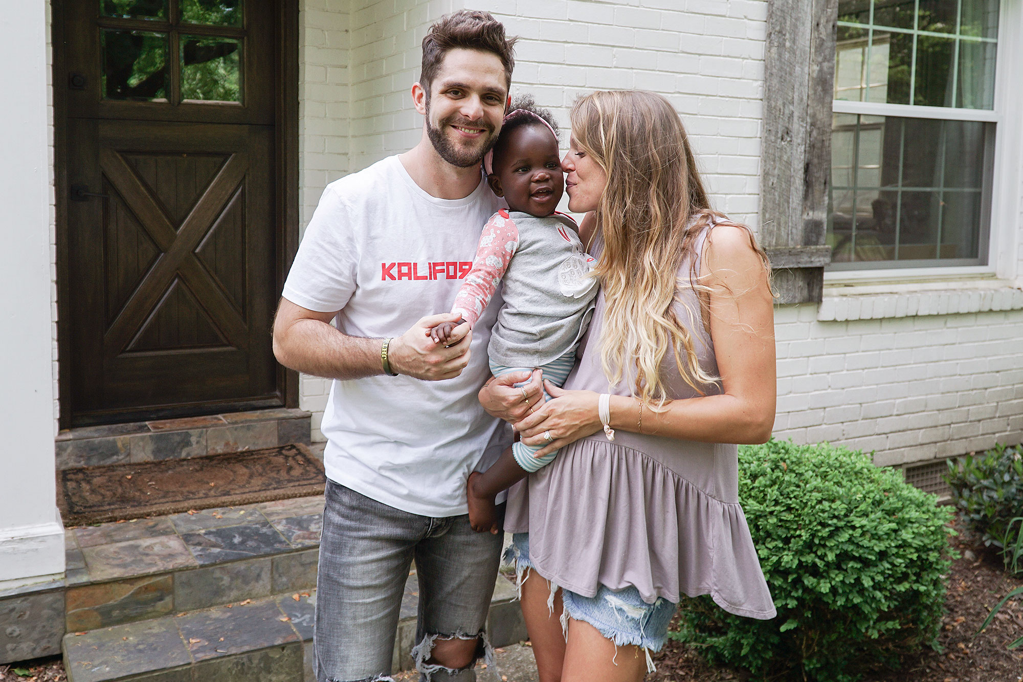 Thomas Rhett Expecting