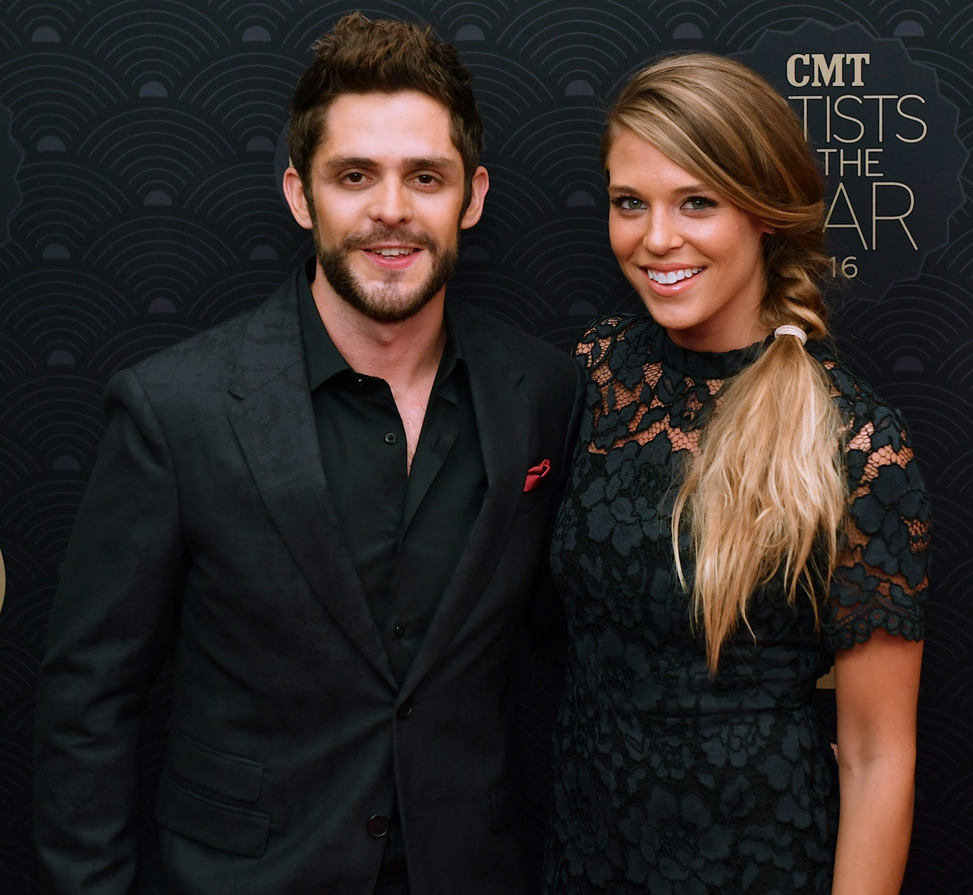 Thomas Rhett and Laura Gregory