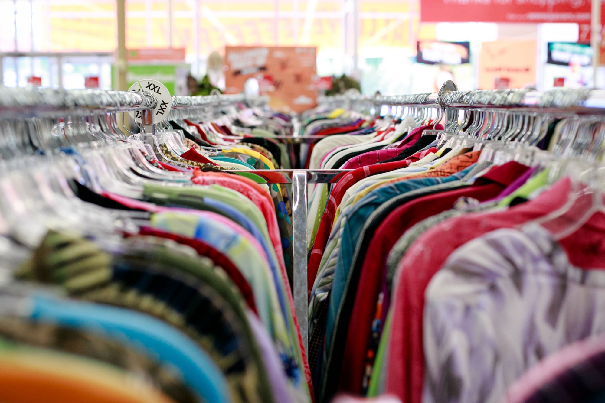 Thrift Store Secondhand Consignment Clothes
