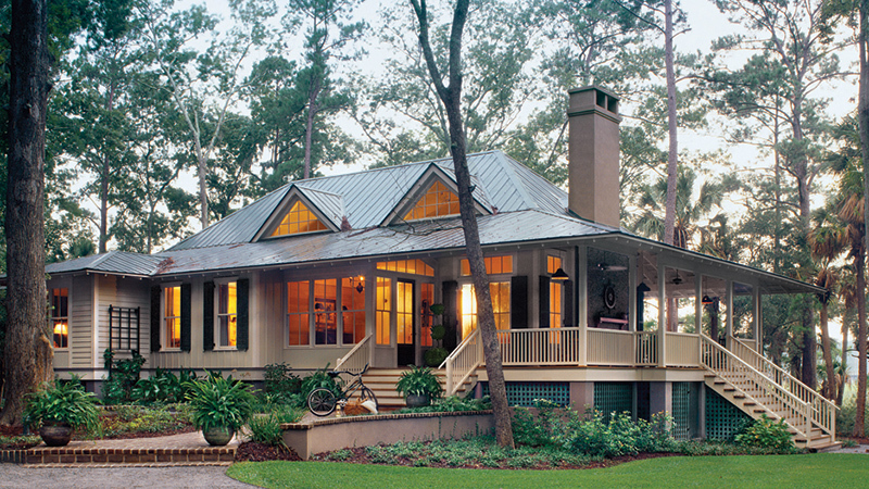 Our Favorite House Plans With Stunning Wrap-Around Porches
