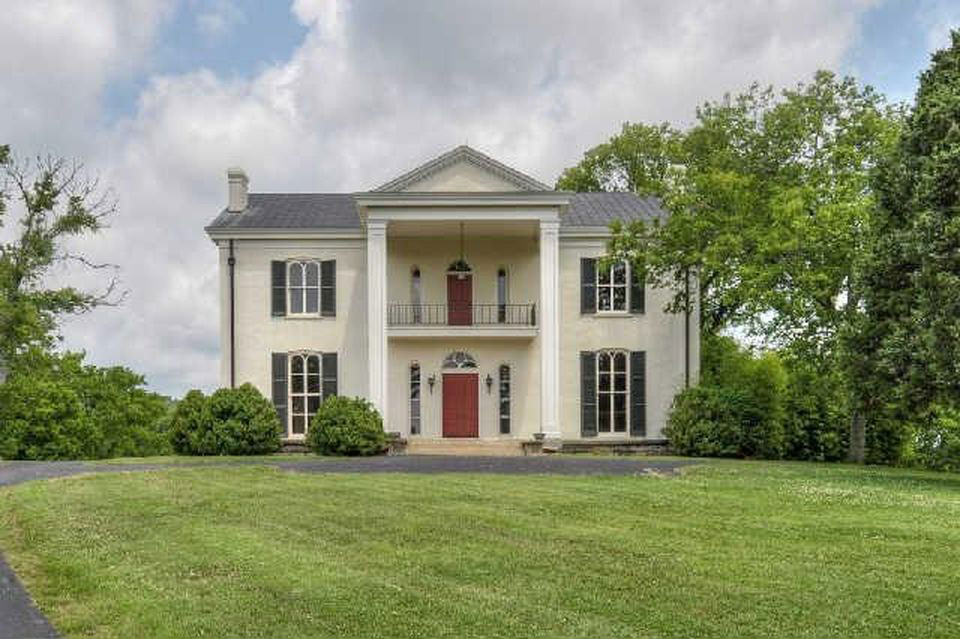 Tim and Faith Home Antebellum Exterior