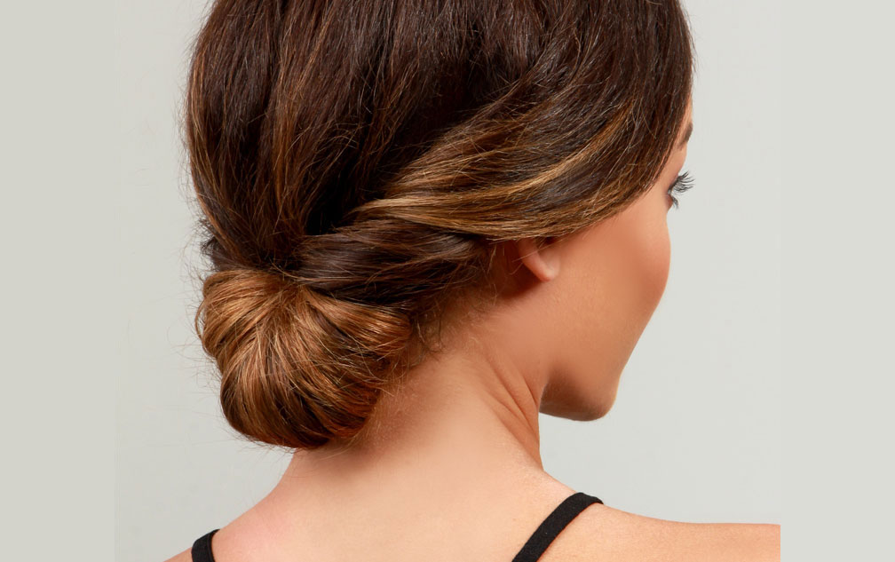 Best Updo for Fine Hair