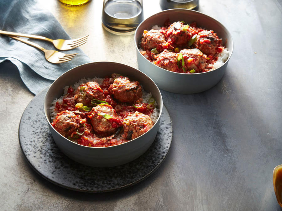 Turkey Dumpling Filling Meatballs